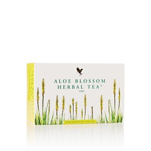Aloe Blossom Herbal Tea™ - herbata aloesowa