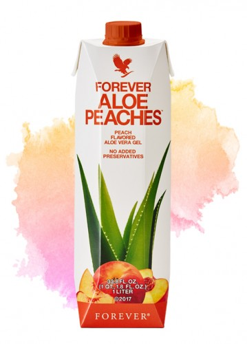 Forever Aloe Peaches | Aloes Brzoskwiniowy