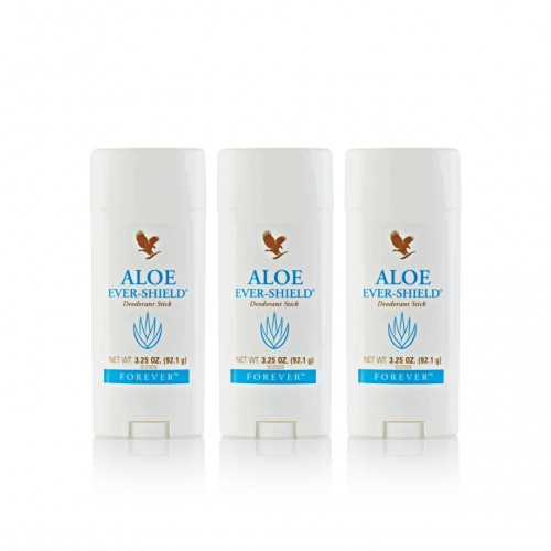 Forever Dezodorant Trójpak | Aloe Ever Shield